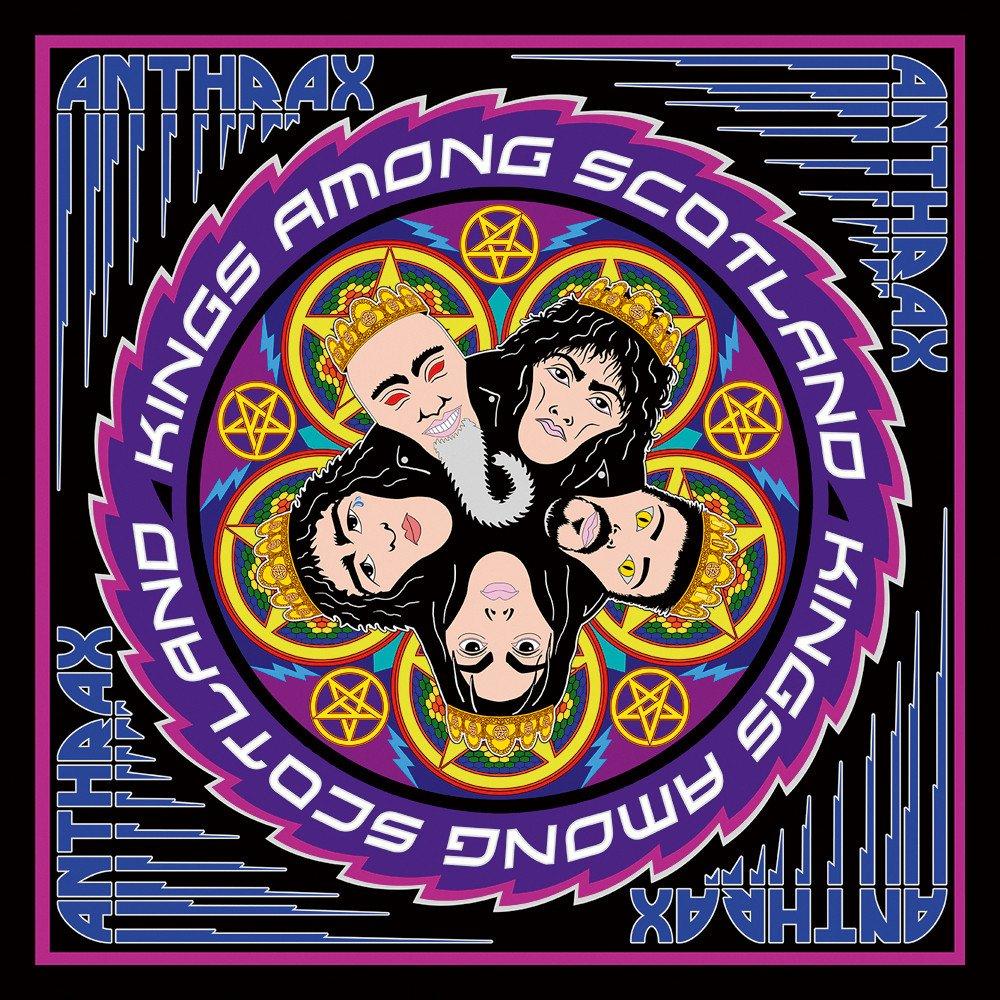 ANTHRAX / アンスラックス / KINGS AMONG SCOTLAND<3LP>
