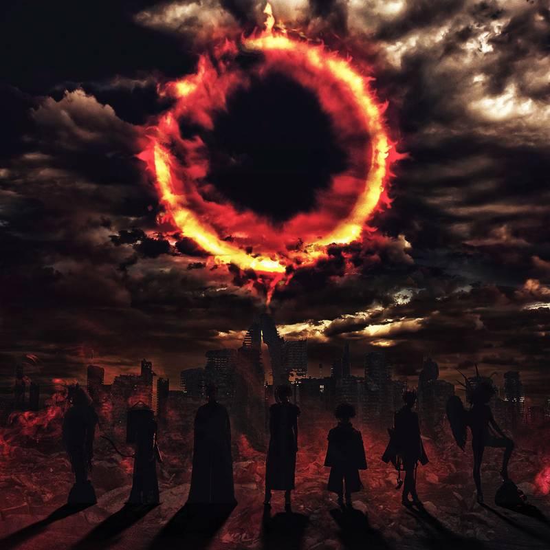BABYMETAL / ベビーメタル / DISTORTION<12' / RED VINYL>