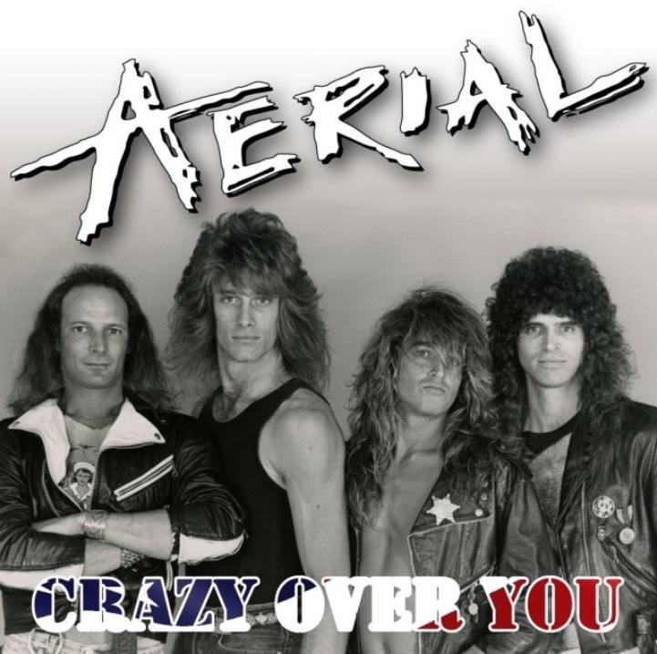 AERIAL / AERIAL(METAL) / CRAZY OVER YOU
