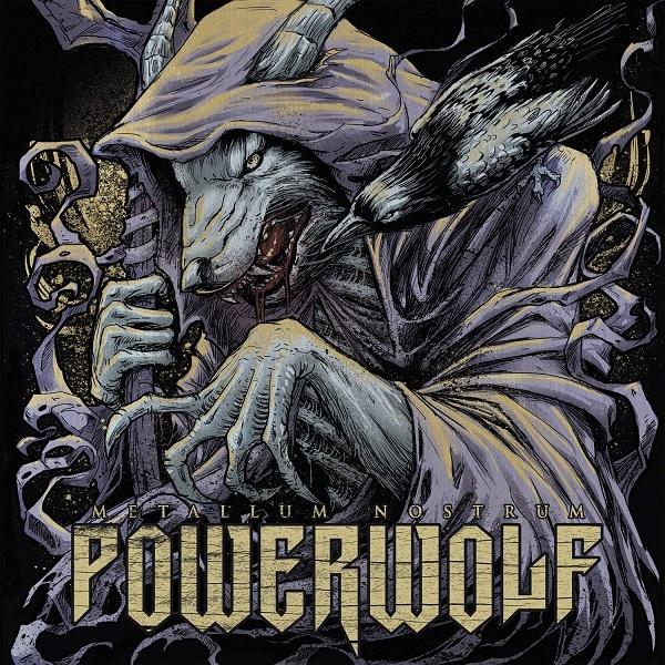 POWERWOLF / パワーウルフ / METALLUM NOSTRUM<DIGI>
