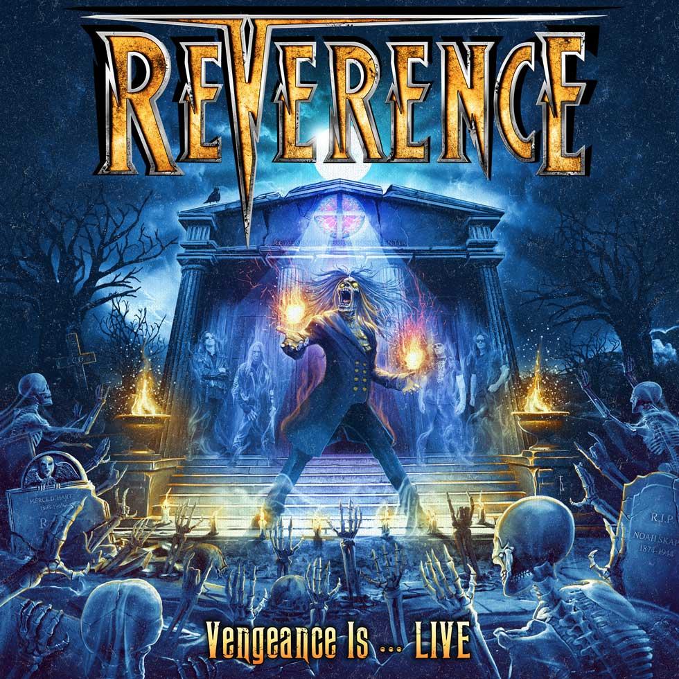 REVERENCE / レヴェレンス          / VENGEANCE IS...LIVE<DIGI>