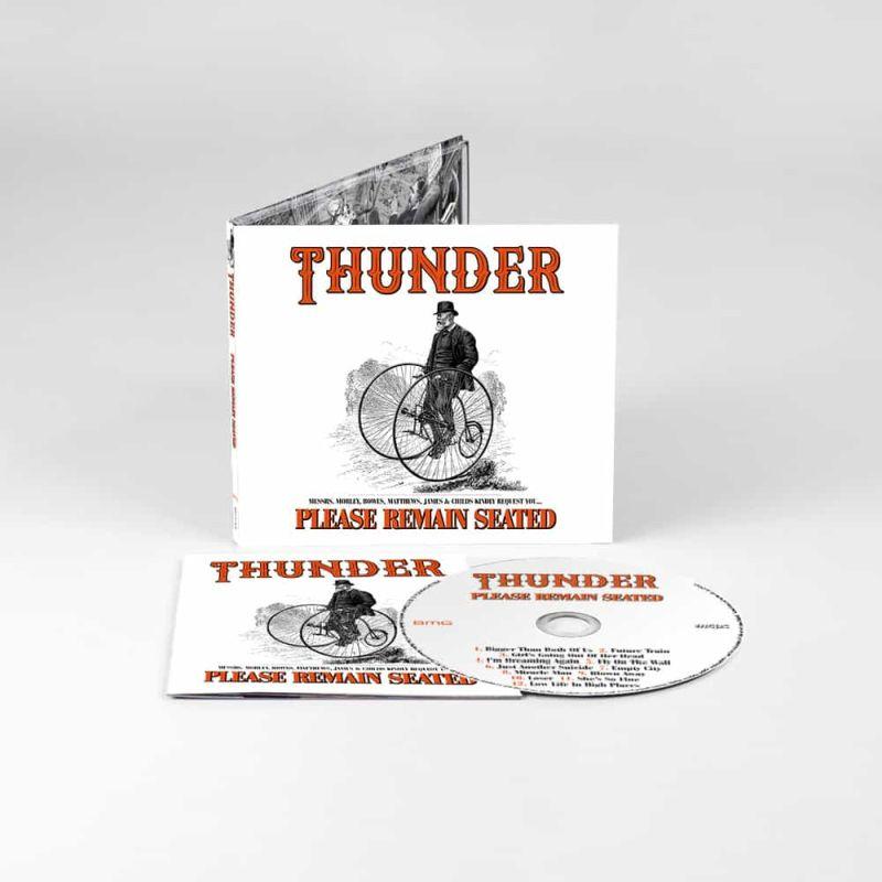 THUNDER (from UK) / サンダー / PLEASE REMAIN SEATED<DIGI>