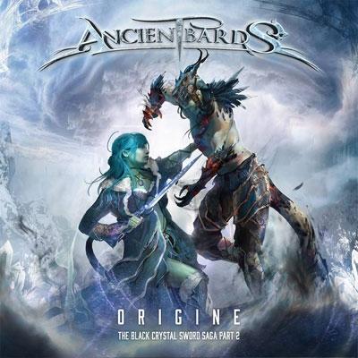 ANCIENT BARDS / エインシェント・バーズ / ORIGINE(THE BLACK CRYSTAL SWORD SAGA PART 2)