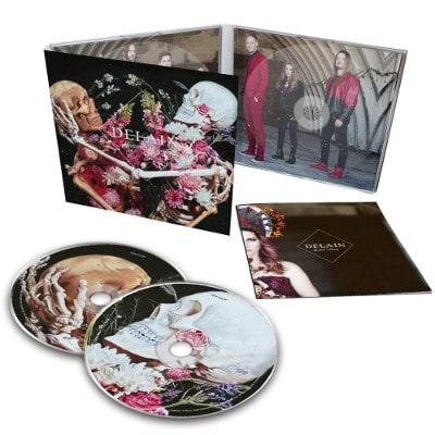 DELAIN / ディレイン / HUNTER'S MOON<CD+BLU-RAY/DIGI>