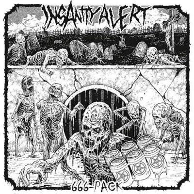 INSANITY ALERT / 666-PACK
