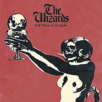 WIZARDS (METAL) / FULL MOON IN SCORPIO<SLIPCASE>