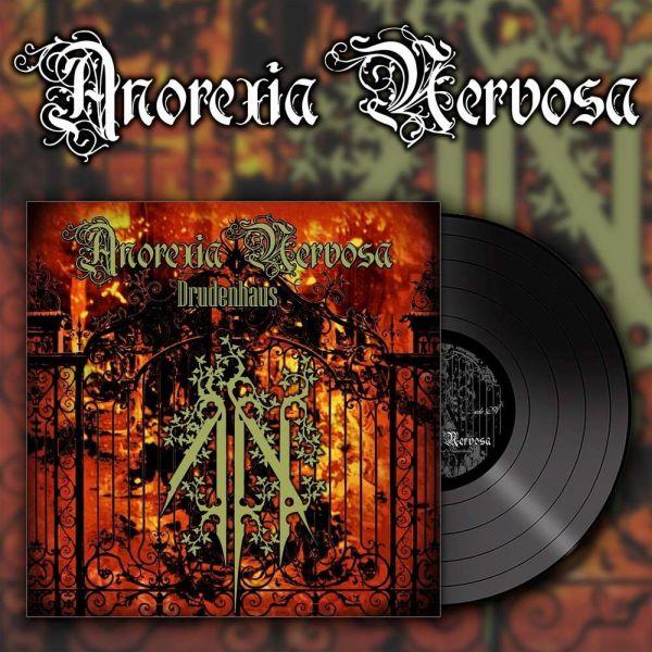 ANOREXIA NERVOSA / アノレクシア・ネルヴォサ / DRUDENHAUS<BLACK VINYL>