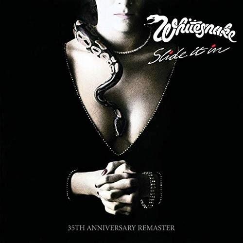 WHITESNAKE / ホワイトスネイク / SLIDE IT IN - REMASTER / スライド・イット・イン:35周年記念リマスター<SHM-CD>