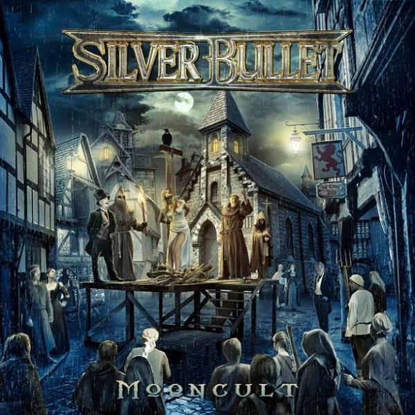 SILVER BULLET (METAL) / シルヴァー・ブレット / MOONCULT