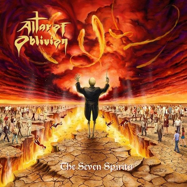 ALTAR OF OBLIVION / THE SEVEN SPIRITS