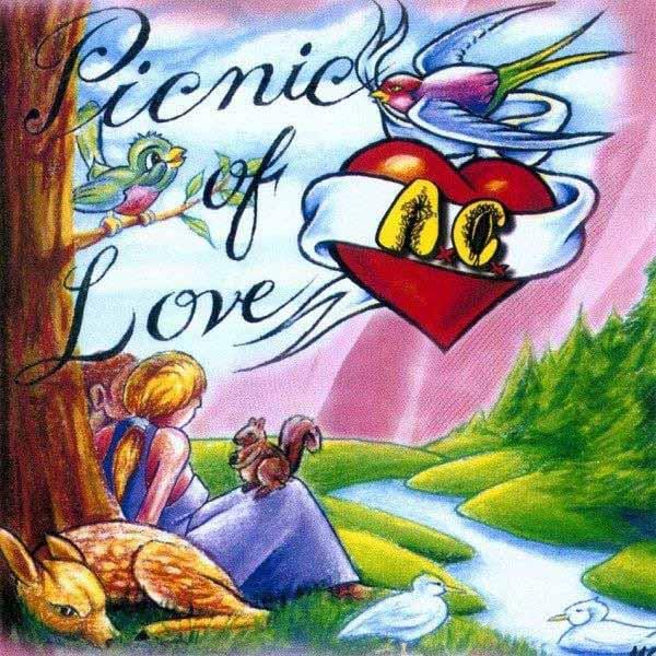 AxCx / アナル・カント / PICNIC OF LOVE<LP>