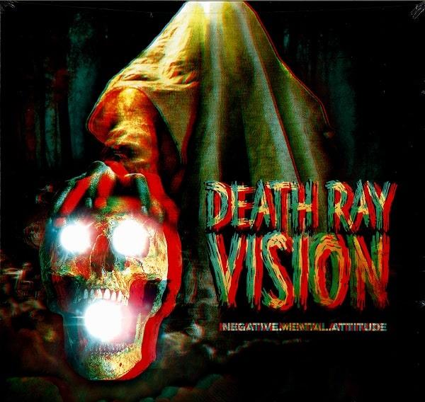DEATH RAY VISION / NEGATIVE MENTAL ATTITUDE<LP>