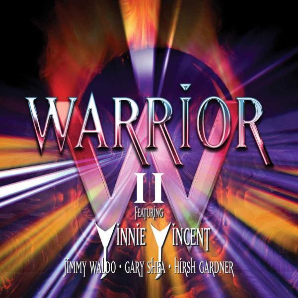 WARRIOR / ウォリアー / WARRIOR II<EXPANDED EDITION/2CD>