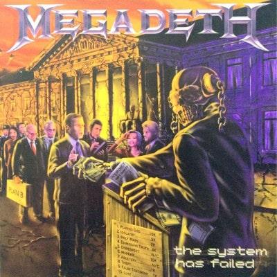 MEGADETH / メガデス / THE SYSTEM HAS FAILED (2019 REMASTER)<DIGI>