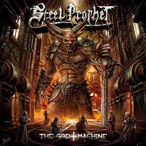 STEEL PROPHET / THE GOD MACHINE<DIGI + PATCH>