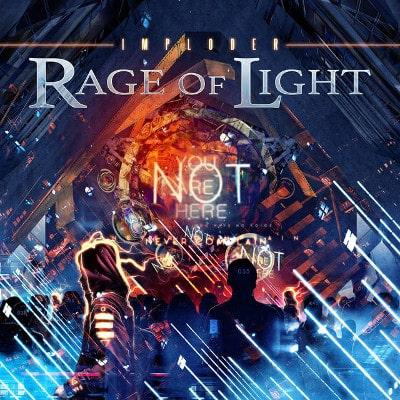 RAGE OF LIGHT / レイジ・オヴ・ライト / IMPLODER<DIGI>