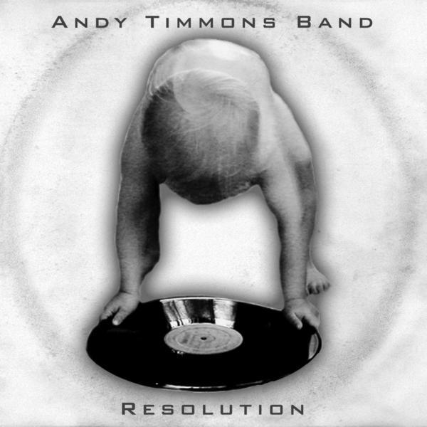 ANDY TIMMONS / アンディ・ティモンズ / RESOLUTION<DIGI>
