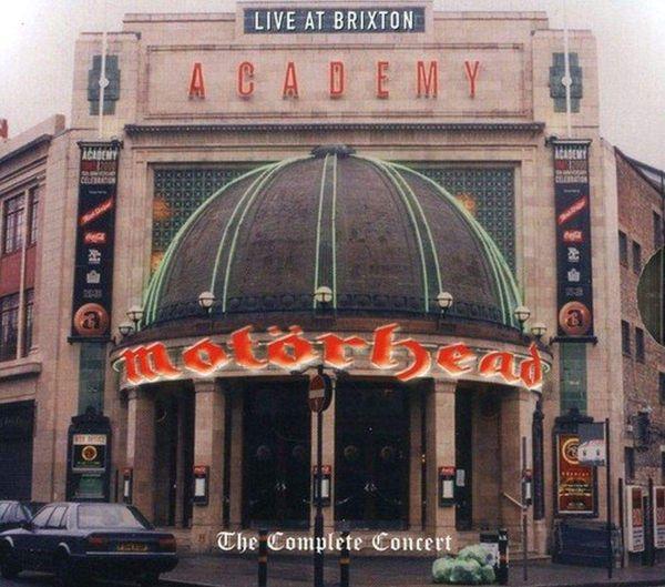 MOTORHEAD / モーターヘッド / LIVE AT BRIXTON ACADEMY<2CD/DIGI>