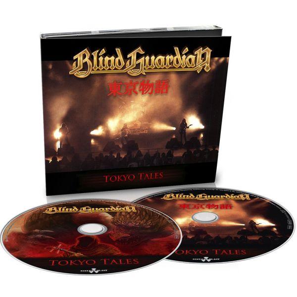 BLIND GUARDIAN / ブラインド・ガーディアン / TOKYO TALES<2CD/DIGI>