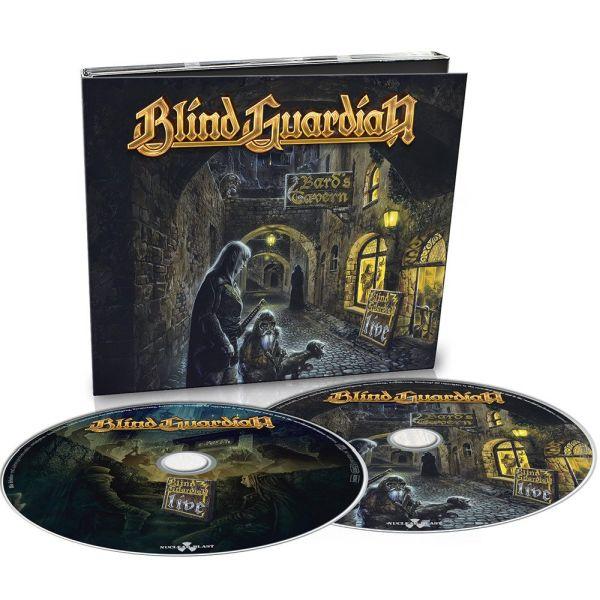 BLIND GUARDIAN / ブラインド・ガーディアン / LIVE<2CD/DIGI>