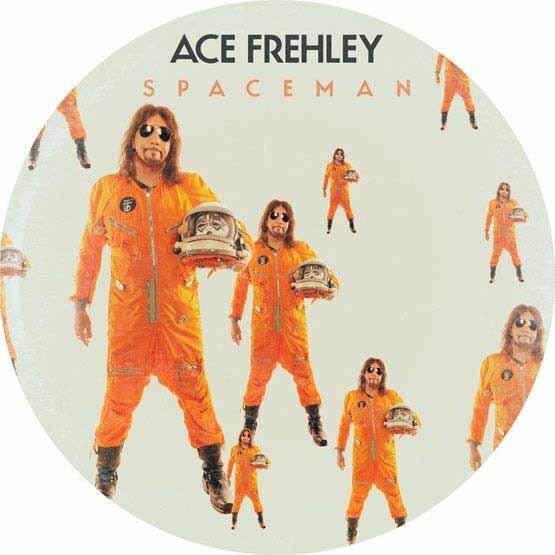 ACE FREHLEY / エース・フレーリー / SPACEMAN<PICTURE VINYL>