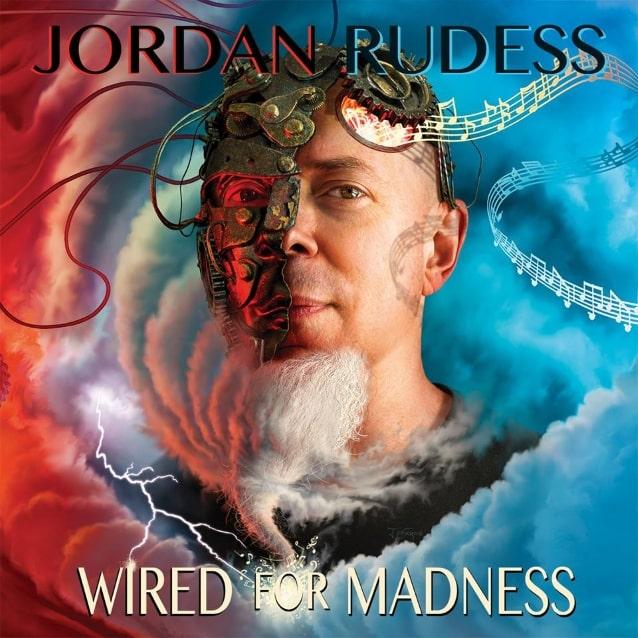 JORDAN RUDESS / ジョーダン・ルーデス / WIRED FOR MADNESS<DIGI>