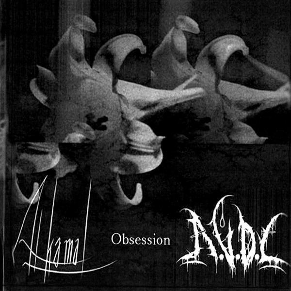 Al-Kamar / A.V.D.L / アルカマル/エーブイディーエル / OBSESSION<CD-R> / オブセッション