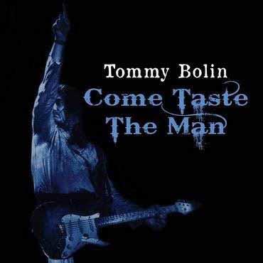 TOMMY BOLIN / トミー・ボーリン / COME TASTE THE MAN<PURPLEN VINYL>