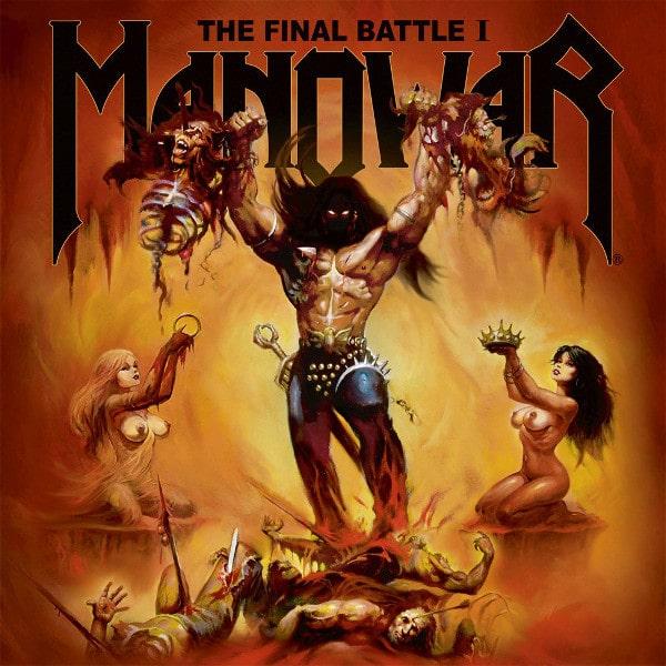 MANOWAR / マノウォー / THE FINAL BATTLE I