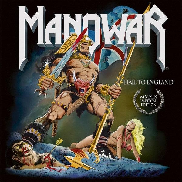 MANOWAR / マノウォー / HAIL TO ENGLAND IMPERIAL EDITION MMXIX