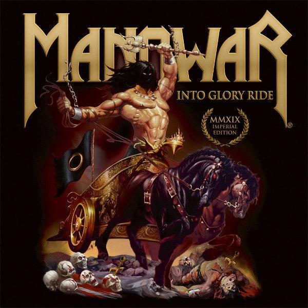 MANOWAR / マノウォー / INTO GLORY RIDE IMPERIAL EDITION MMXIX