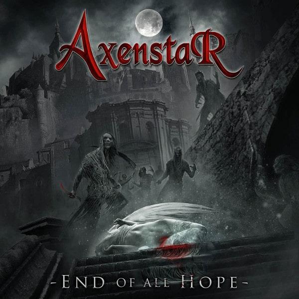 AXENSTAR / アクセンスター / END OF ALL HOPE
