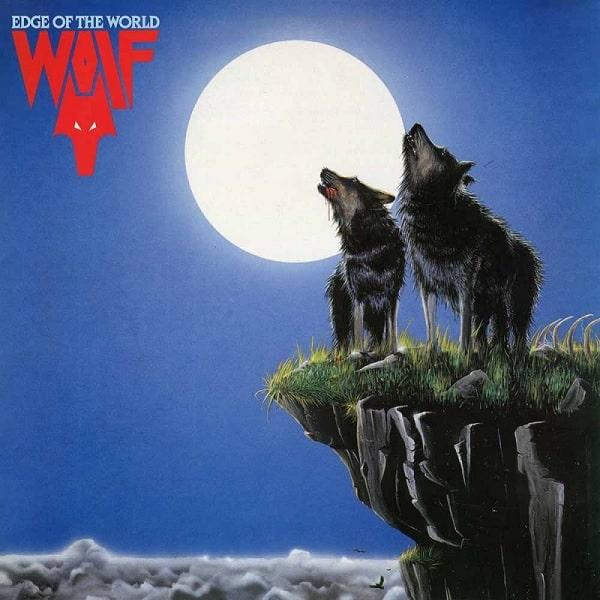 WOLF (UK) / EDGE OF THE WORLD<SLIPCASE>