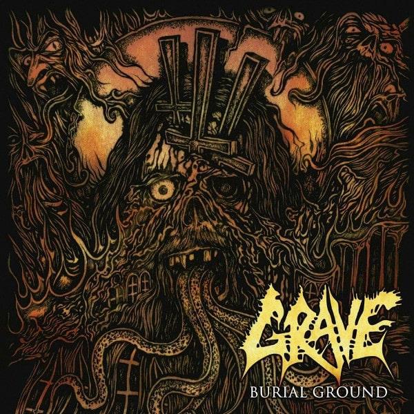 GRAVE / グレイヴ / BURIAL GROUND<DIGI/RE-ISSUE 2019>