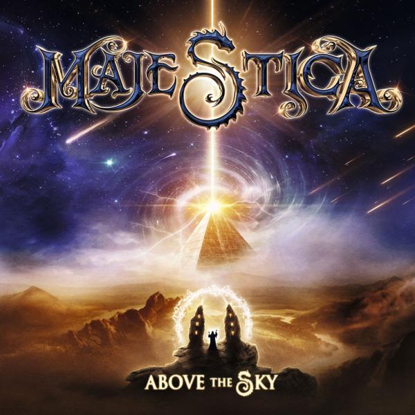 MAJESTICA / マジェスティカ / ABOVE THE SKY / アバヴ・ザ・スカイ