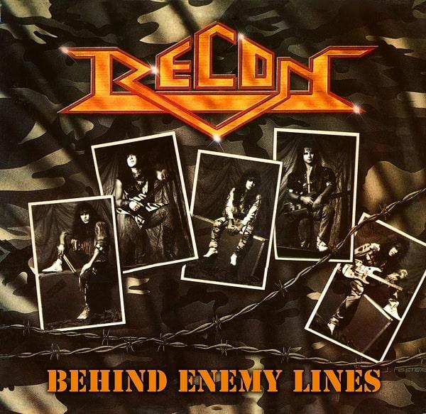 RECON (METAL) / BEHIND ENEMY LINES