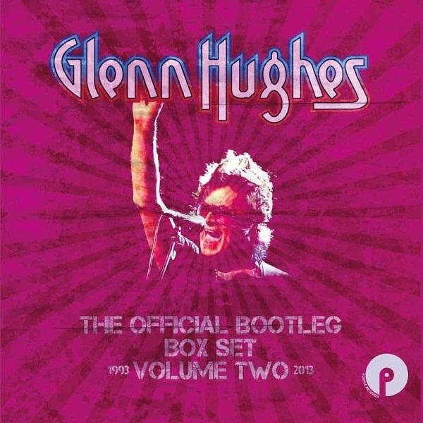 GLENN HUGHES / グレン・ヒューズ / THE OFFICIAL BOOTLEG BOX SET VOLUME TWO<6CD REMASTERED BOXSET>