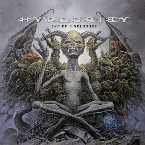 HYPOCRISY / ヒポクリシー / END OF DISCLOSURE