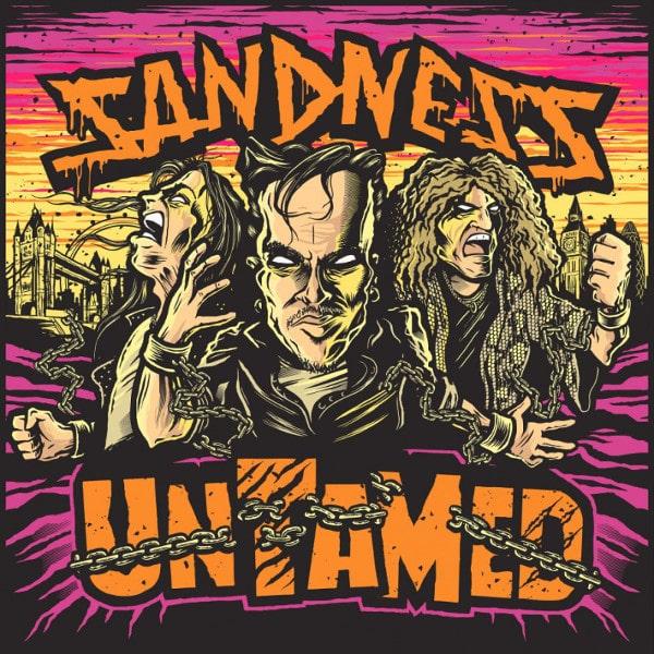SANDNESS / UNTAMED