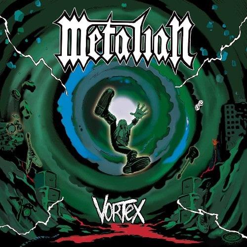 METALIAN / VORTEX<BLUE VINYL>