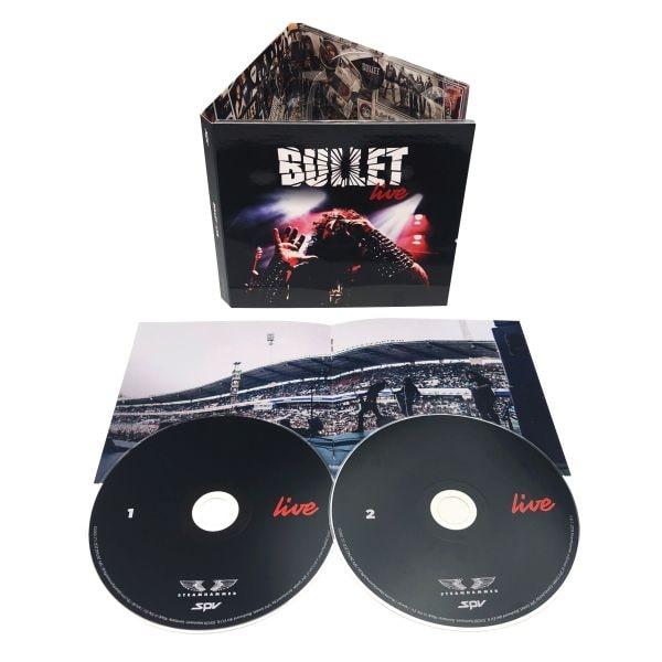 BULLET (from Sweden) / ブレット / LIVE<2CD/DIGI>