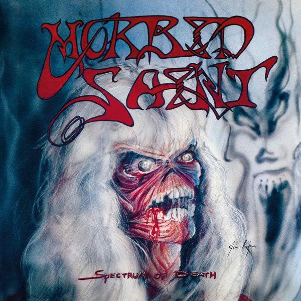 MORBID SAINT / SPECTRUM OF DEATH<BLACK VINYL>