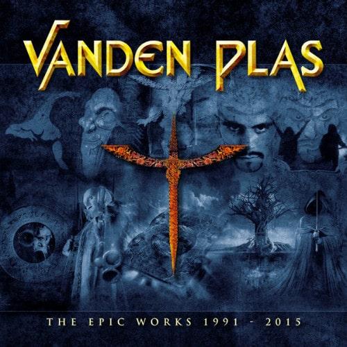 VANDEN PLAS / ヴァンデン・プラス / THE EPIC WORKS 1991-2015<11CD/BOXSET>