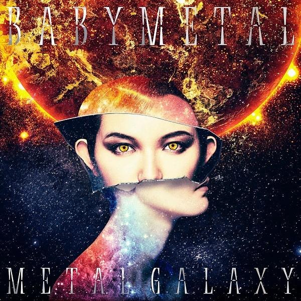 BABYMETAL / ベビーメタル / METAL GALAXY  <初回生産限定 SUN盤 - Japan Complete Edition - / 2CDアナログサイズジャケット>