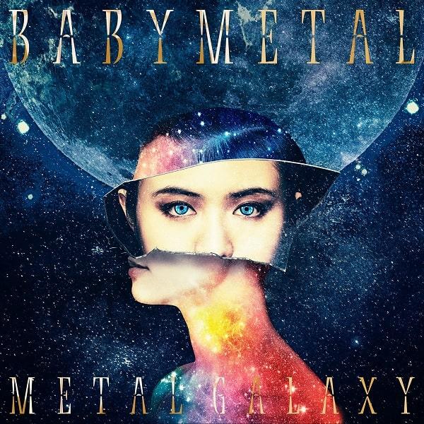 BABYMETAL / ベビーメタル / METAL GALAXY <初回生産限定 MOON盤 - Japan Complete Edition - / 2CDアナログサイズジャケット>