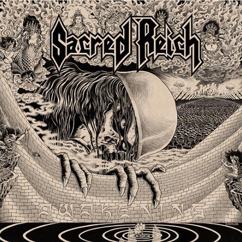 SACRED REICH / セイクレッド・ライク / AWAKENING<DIGI>