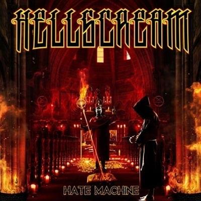 HELLSCREAM / HATE MACHINE