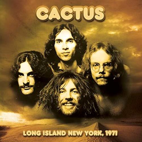 CACTUS / カクタス / Long Island New York, 1971<直輸入盤国内仕様>