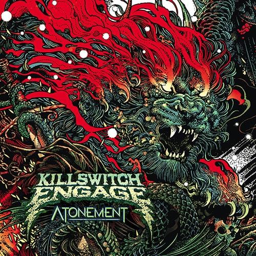 KILLSWITCH ENGAGE / キルスウィッチ・エンゲイジ / ATONEMENT<DIGI>