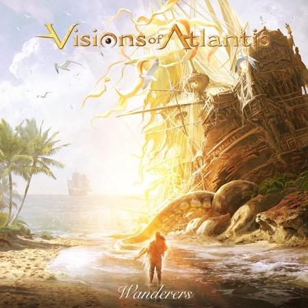 VISIONS OF ATLANTIS / ヴィジョンズ・オブ・アトランティス / WANDERERS<DIGI>